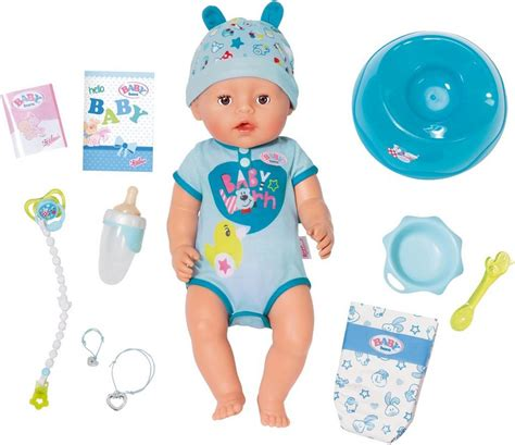 Zapf Creation® Puppe »BABY born® Soft Touch Boy« | OTTO