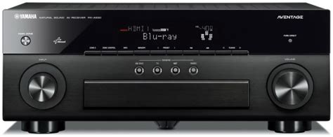 Yamaha Unveils Aventage RX-A830 and RX-A730 Network AV