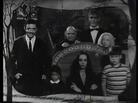 """The Addams Family"" theme - YouTube"