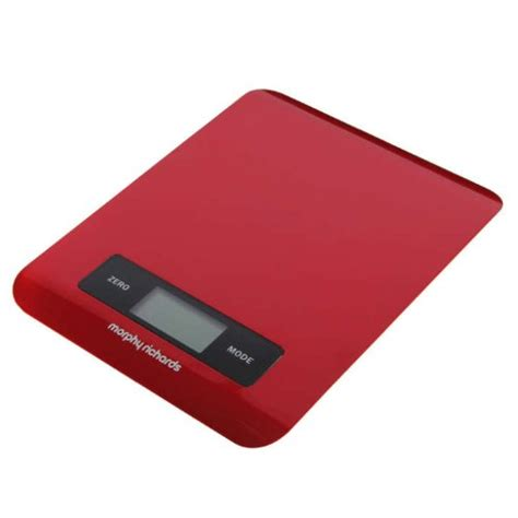 Morphy Richards 46181 Accents Electronic Kitchen Scales