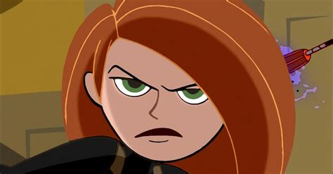 Live-action Kim Possible movie in development at Disney