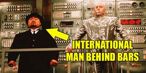 Asians Behaving Badly: Austin Powers Henchman Sentenced To