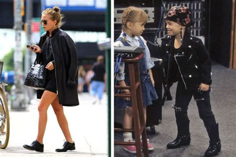 Mary-Kate and Ashley as Michelle Tanner - Mary-Kate and