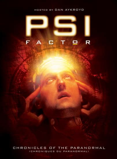 PSI FACTOR - PSI Factor (Season 2) - Television series