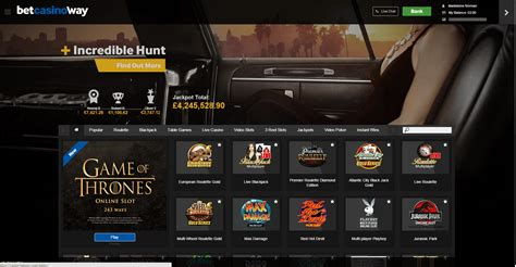 Betway Casino Review 2020 - 100% Free Welcome Bonus of up