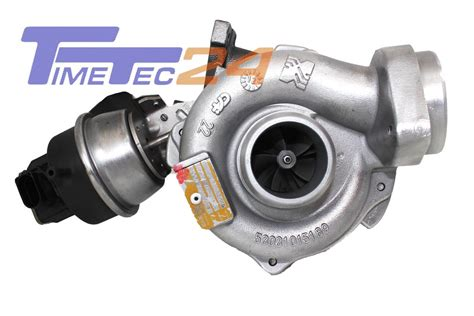 Turbolader AUDI A4 A5 A6 Q5 SEAT Exeo 2