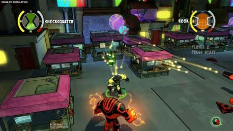 Ben 10 Omniverse 2 (USA) Nintendo Wii ISO Download
