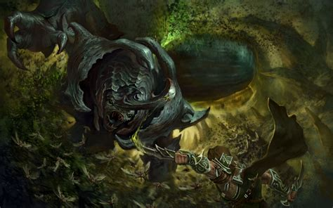 Heroes Of Newerth Full HD Wallpaper and Background Image