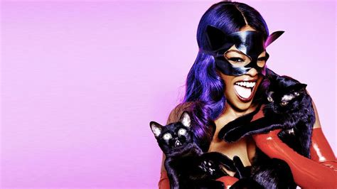 Azealia Banks Might Be The Biggest Cat Lady 'Playboy' Has