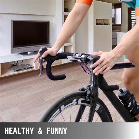 Indoor Bike Bicycle Fluid Trainer Stand Exercise Support
