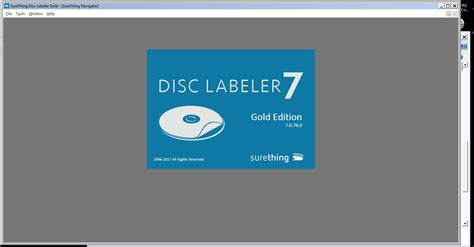 SureThing CD Labeler 7