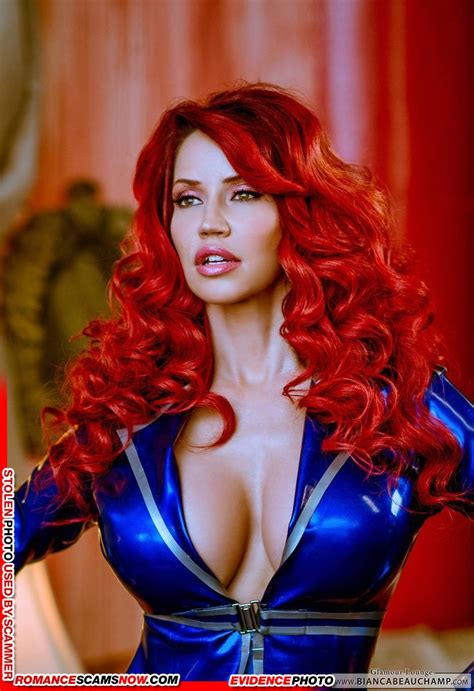 Bianca Beauchamp 21 – SCARS Official Romance Scams NOW Website