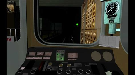 Subway Simulator (Prague Metro) - Betatest 12