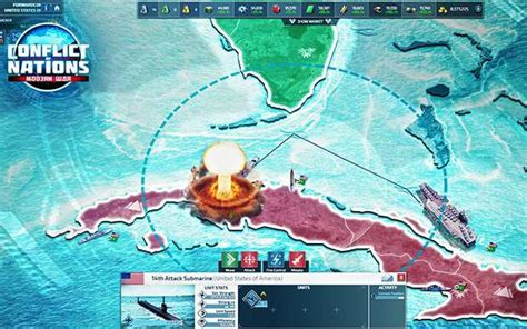 I I Conflict of Nations: Modern War: Gameplay • Test
