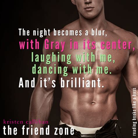 Book Review - The Friend Zone by Kristen Callihan
