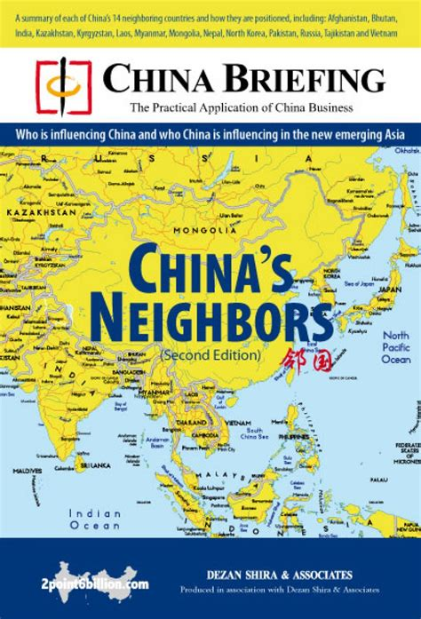 China's Neighbors (Second Edition) | Asia Briefing