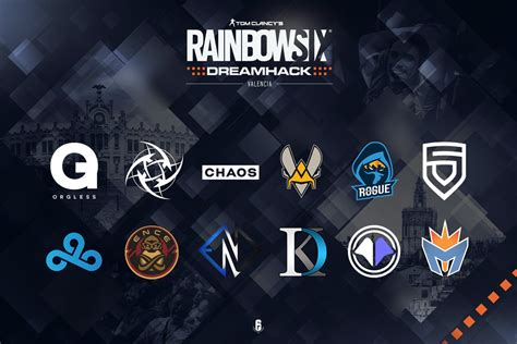 """DreamHack Rainbow Six Siege on Twitter: """"We have our 12"""