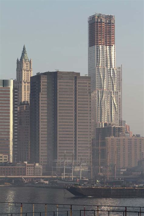 New York Architecture Images- Beekman Tower