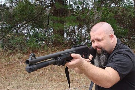 Benelli M4 Shotgun Review | The Blog of the