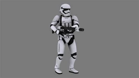 First Order Heavy Stormtrooper image - Star Wars:Shattered