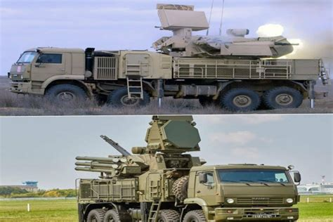Are Haftar Army's Pantsir Missile Systems supplied only by