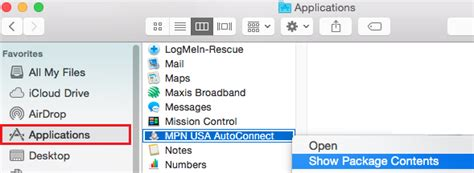 OS X - PPTP VPN Auto Start | My Private Network | Global