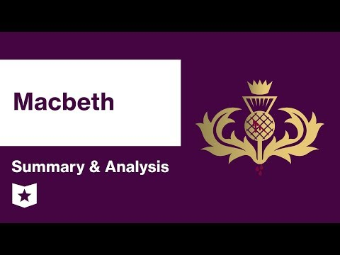 Macbeth Key Quotations - Revision (highly recommended by