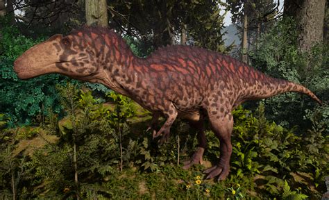 Acrocanthosaurus | The Isle Wikia | FANDOM powered by Wikia