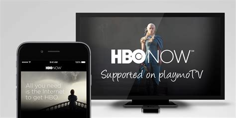 HBO Now has arrived | playmoTV