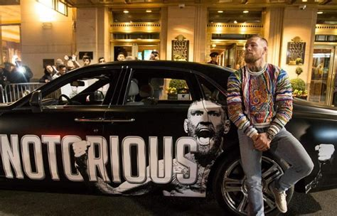 5 Coolest Cars from Conor McGregor's Instagram - The News