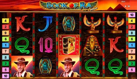 Book of Ra Deluxe - spielen-slots