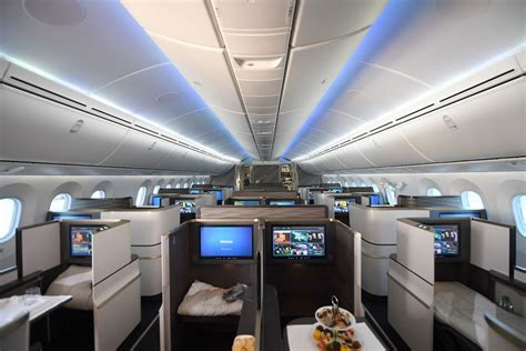 Gulf Air's New 787 Business Class Is Amazing