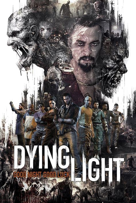 Dying Light Kyle Crane Wallpapers - Wallpaper Cave