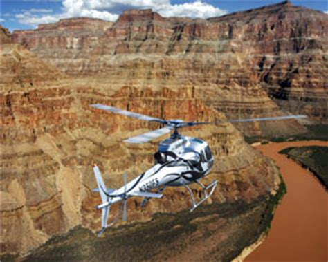 70 Minute Grand Canyon West Rim Helicopter Tour