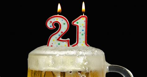 21st Birthday Drinks: The Best Drinks for Your 21st