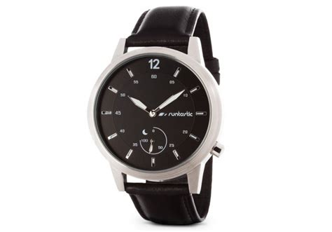 Runtastic launches fitness-tracking Moment wrist watch