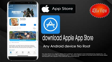 How to Install Apple App Store on any Android device | No