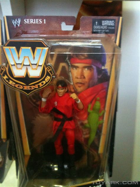WWE Wave 1 Legends And New Elite Series Figures - The