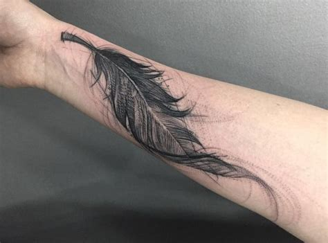Feather Tattoos: Designs, Concepts and Meanings | Tattoos