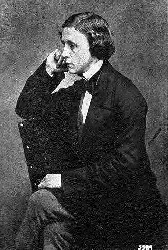 Birth of Lewis Carroll   History Today