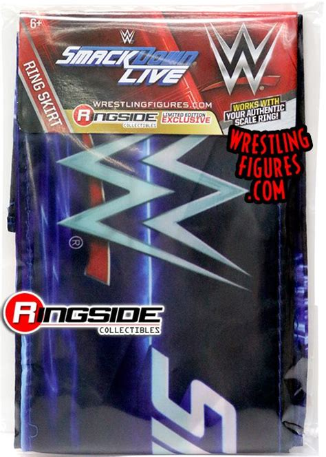 Smackdown Live Ring Skirt - Ringside Collectibles