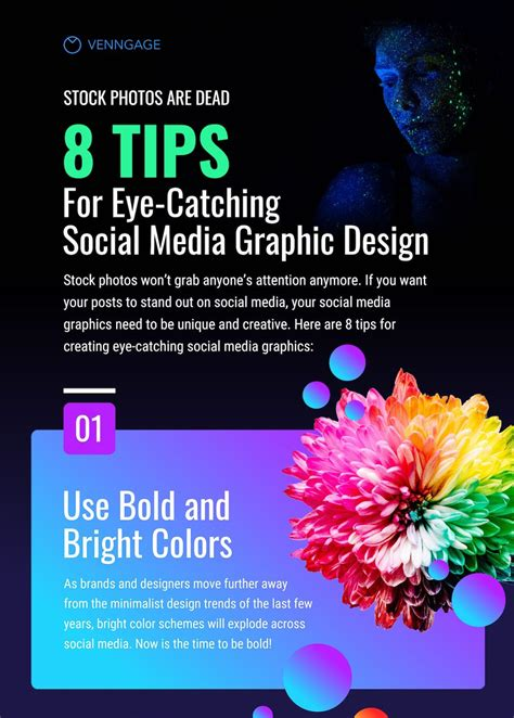 8 Tips For Eye Catching Social Media Graphic Design