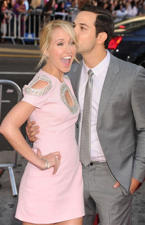 Skylar Astin and Anna Camp Married - Pitch Perfect Wedding