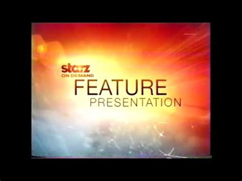 Starz On Demand Feature Presentation | Doovi