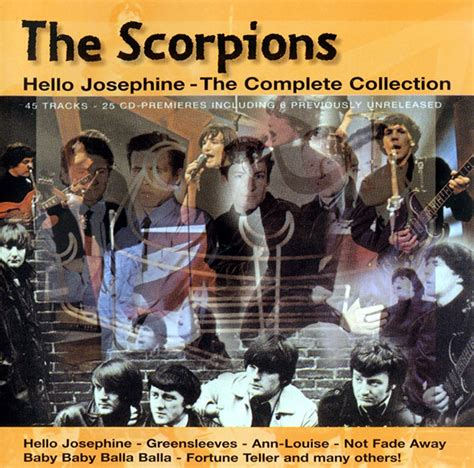 Plain and Fancy: The Scorpions ‎– Hello Josephine, The