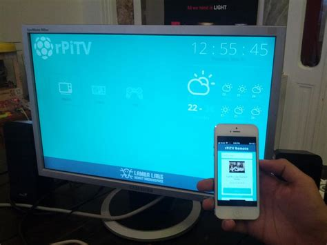 Tutorial: Build your own Smart TV Using RaspberryPi