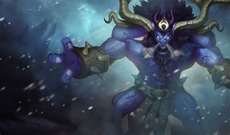 Unchained Alistar Skin - League of Legends Wallpapers