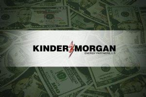 What Kinder Morgan Consolidation Means For Income