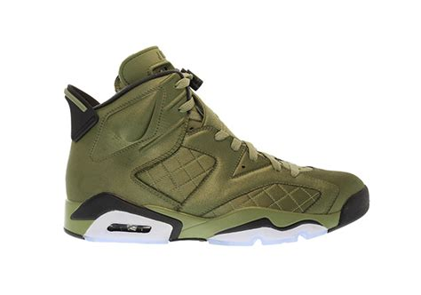 Jordan 6 Pinnacle Flight Jacket SNL Release Date