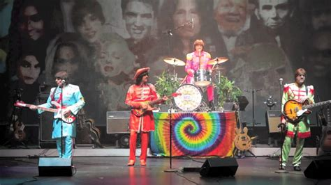 Liverpool Legends Beatles Tribute Band Show - YouTube